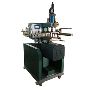 Hydraulic Flat Hot Stamping Machine Trash Bin Hot stamping machine