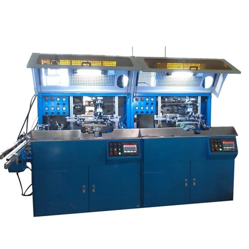 LED UV Curing System Automatic Silk Screen Printing Machine