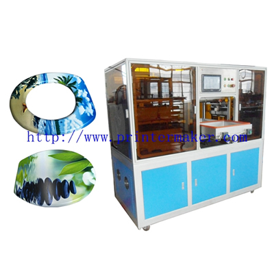 Large Format 3D Vacuum Heat Transfer Machine
