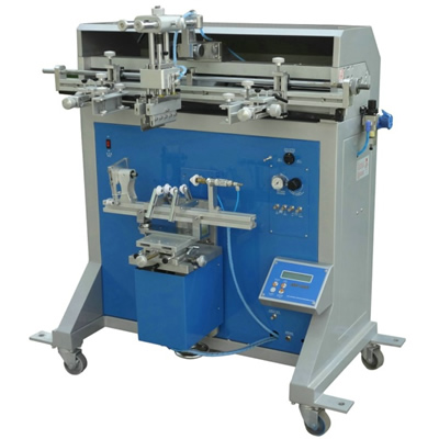 Large Format Silk Screen Printing Machine