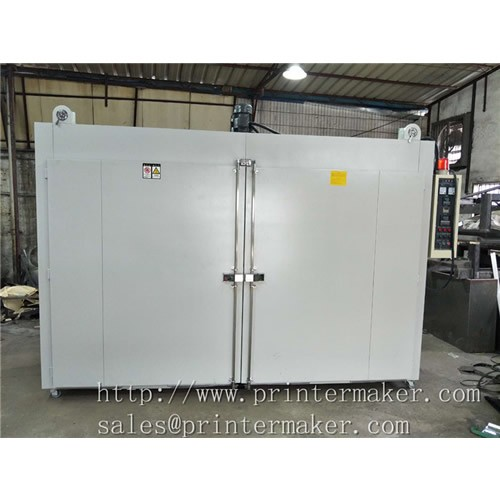 Large Industrial High Temperature Ovens