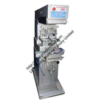 Large Printing Size Ink Cup Pad Printing Machine