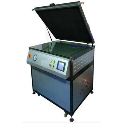 Large UV LED Exposure Machine
