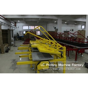 Manual Large Format Heat Press Machine