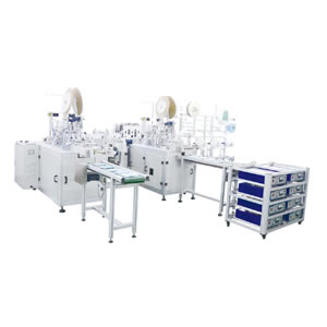 Medical Mask making machine production line