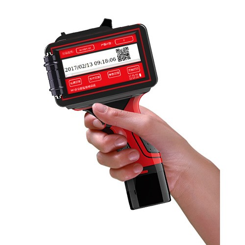 Packaging Coding & Marking Mini Portable Handheld Inkjet Printer