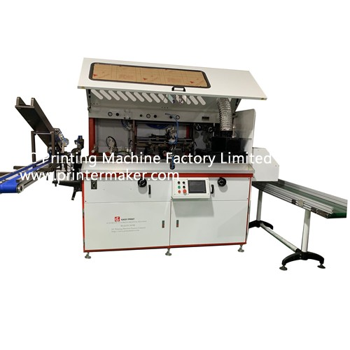 Plastic Cup Automatic UV Screen Printer-Mechanically Driven
