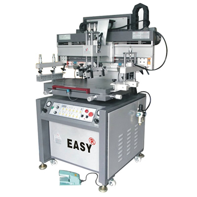 Precision Flat Screen Printing Machine