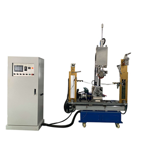 Refrigerator & Freezer Part Hot Stamping Machine