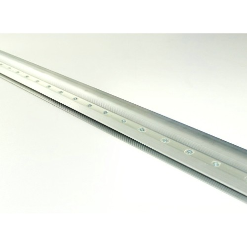 Screen Printing Squeegee Blade in Aluminum Handle