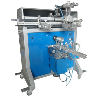 Semi Auto Screen Printing Machine with Motor Registration System