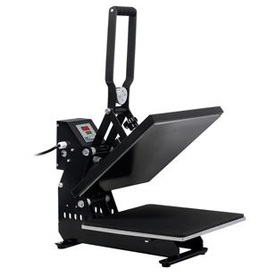 Semi Automatic Heat Press Machine