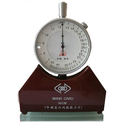 Tensiometer For Mesh Stretching