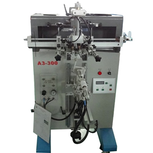 Thermal Plastic Ink Screen Printing Machine