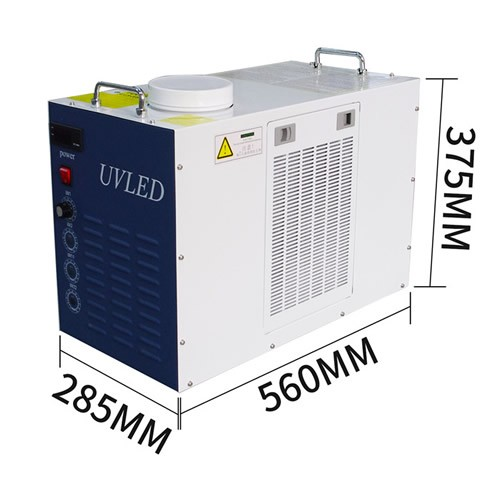 UV Led Curing System For Printing Machine