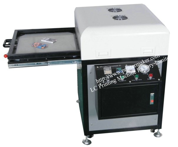 Vacuum Sublimation Transfer Machine
