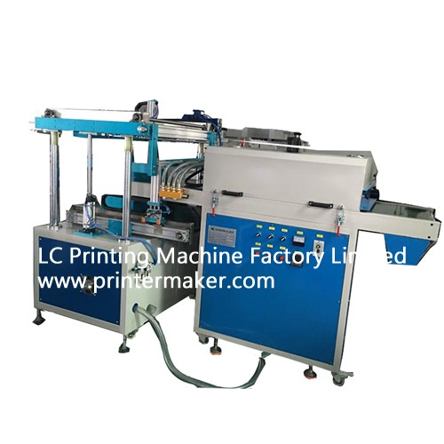 insole shoe-pad brioche automatic screen printing machine